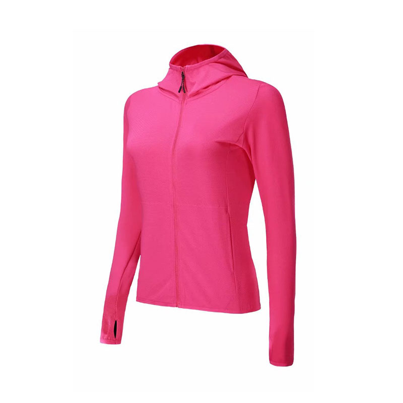 Yoga Zipper Jacket