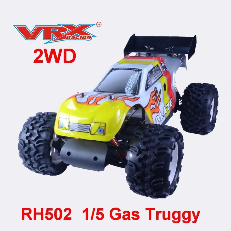 RC Truggy VRX Racing RH502 BLAZE 1/5 Scale 2WD Gas Powered