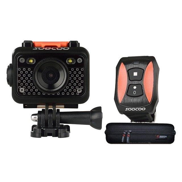 SOOCOO S60 S60B Sport Action Camera Anti-Shock Waterproof Wifi NTK96655 1080P Full HD 170 Degree Lens Wireless Remote Control