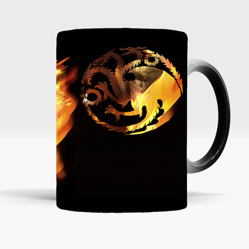 game of thrones coffee magic mug hot cold color changing mug ceramic mugs cup gift mug