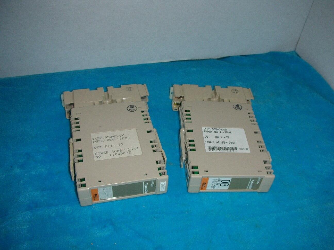 1PC USED FUJI Fuji analog conversion SDB-01A011PC USED FUJI Fuji analog conversion SDB-01A01