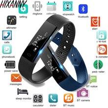 TK47 Bracelet intelligent Fitness Tracker bande Bluetooth sommeil moniteur montre Sport Bracelet pour ios Android téléphone pk ajustement Bit Mi 2