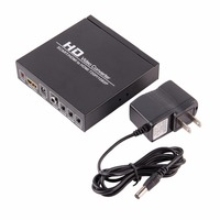 1pc Scart HDMI To HDMI 720P 1080P HD Video Converter Adapter Box For HDTV DVD STB