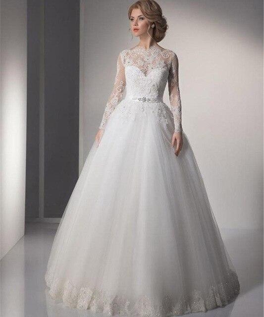 Mujer de vestido de novia