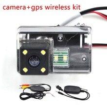 2.4 г беспроводной 420TVL Ночного Видения Автомобильная Камера Заднего вида Авто автомобиля Резервную Парковка Камера для Peugeot 206 207 306 307 308 406