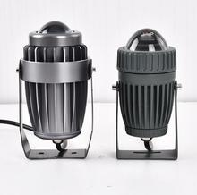 Super 10W LED a beam of light to shoot the light is strong condensing lamp remote lamp AC85V-265V waterproof outdoor light lamp on a beam of light