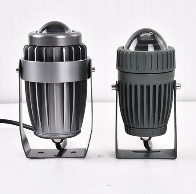 Super 10W LED a beam of light to shoot the light is strong condensing lamp remote lamp AC85V-265V waterproof outdoor light lamp