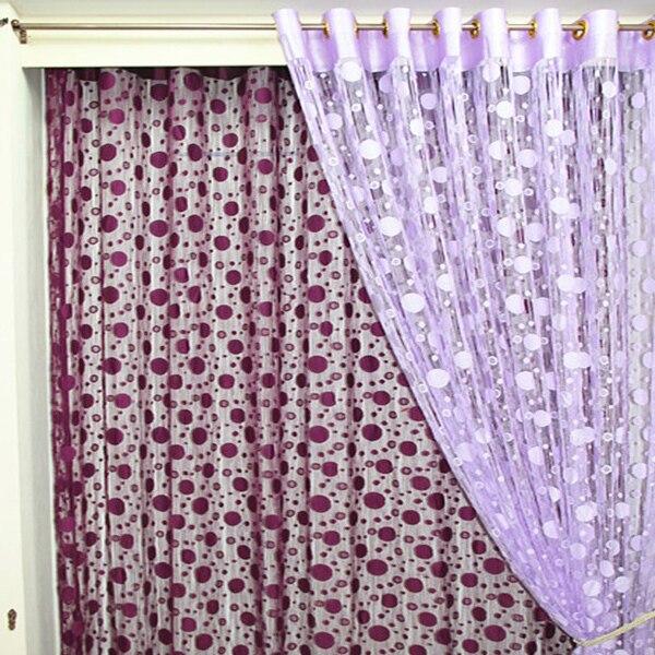 Круг линия строка дверь Шторы кисточкой Окно в номере различные Цвет делитель Шторы