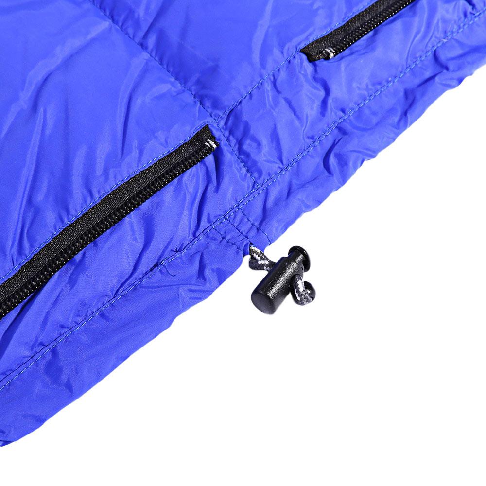 2 mt Erwachsene Daunenschlafsack Ultraleichtes Wasserdichtes - Camping und Wandern - Foto 6