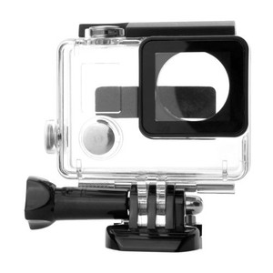 Image 3 - LANBEIKA For Gopro Hero 4 3+ Waterproof Housing Case Standard 40m Underwater Waterproof Protective Case For Gopro Hero4 Hero3+