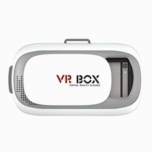 Google Cardboard Virtual Reality 3D Glasses VR Headset 2.0 Version 3D VR Video Movie Game Glasses with Headband for Smart Phones