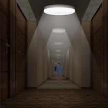 E27 умный светодиодный ночник лампа с датчиком движения Сенсор ламп накаливания 220 V 5/7/9/12/18 W ПИР Сенсор потолочные светильники для дома, освещение для лестниц, прихожей