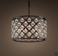 Modern Crystal Chandelier Round Luxury K9 Crystal Light Chandelier Fashion Chandelier Crystal Ball Light Modern Pendant