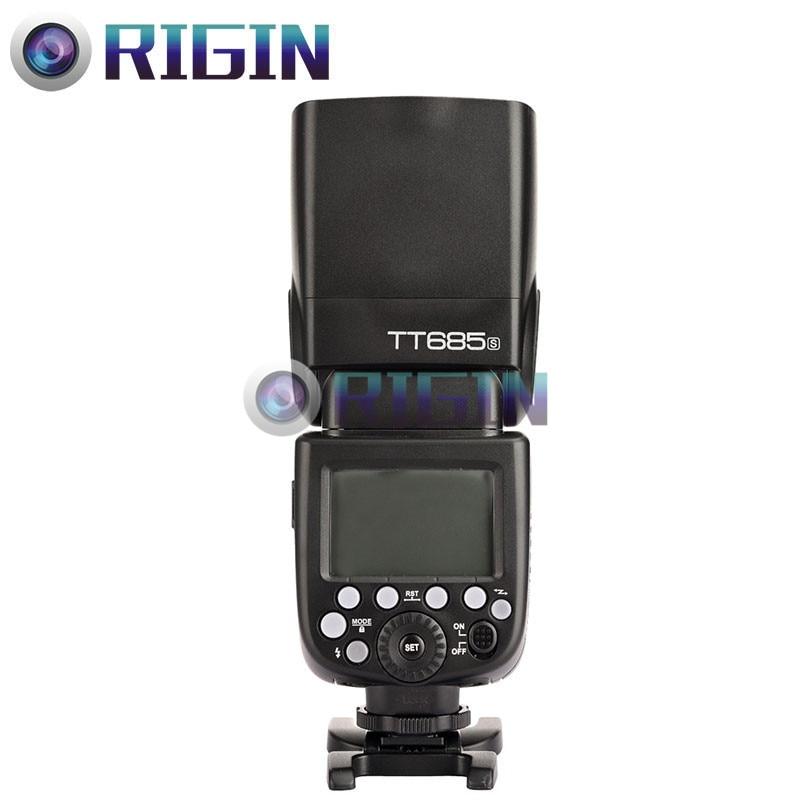 Godox TTL II Autoflash TT685S Kamera Flash 2.4G simsiz HSS 1 / 8000s - Kamera və foto - Fotoqrafiya 2