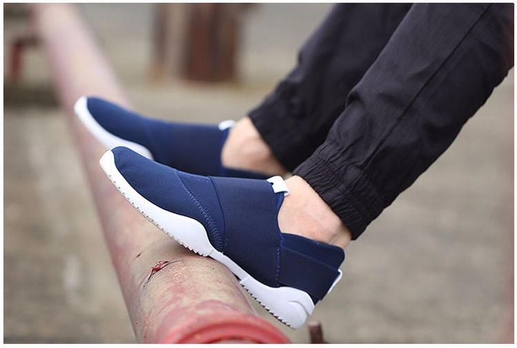Hellozebra Men Casual Shoes Breathable Board Flats Soft Shoe Set Foot A Pedal Lazy Tide Mesh Students Shoes 2016 Autumn New  (15)