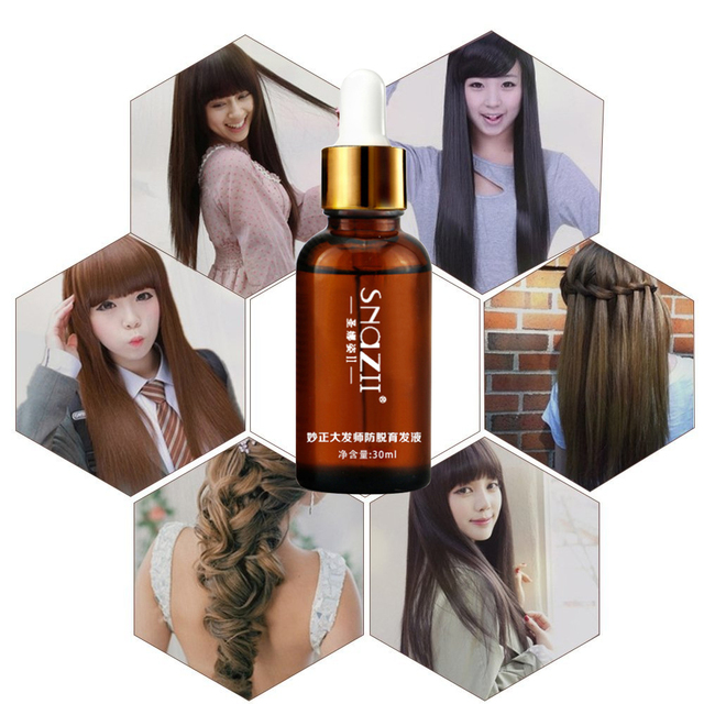 Hair Serum Growth Serum Healthier Nourishing Essences for Hair Care Oil Healthy Firm Hair Treatment Product Strengthen Hair Root
