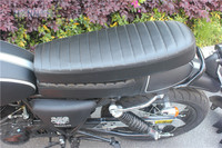 64MM 2 KIND CHOOSE MOTOCYCLE SADDLE BLACK BROWN MOTORCYCLE RACER SEAT RACER SEAT HUMP MASH CAFE