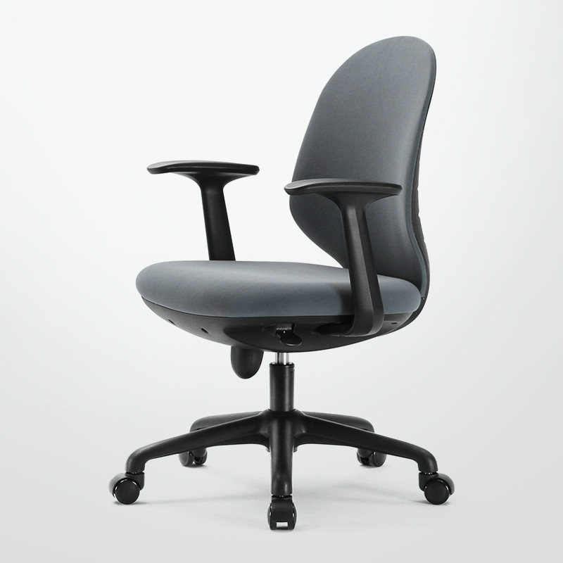 Ergonomic Computer Chair Home Modern Minimalist Swivel Office Chair Student Dormitory Children Learning Cotton Breathable Silla