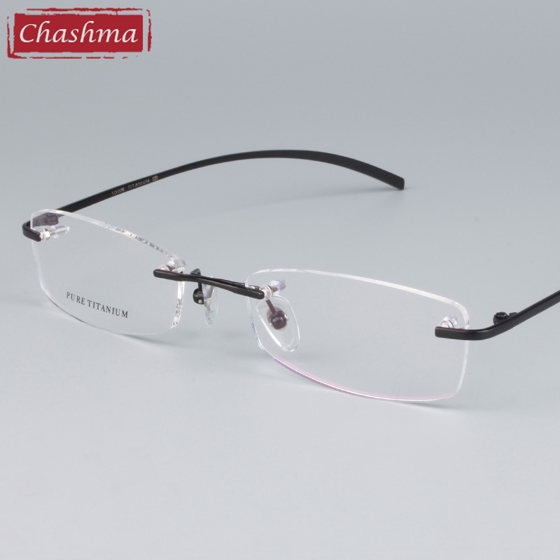 Glasses Last Frames Rimless