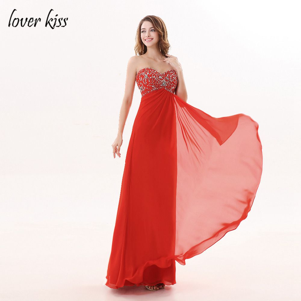 Red Dress Gala Promotion-Shop for Promotional Red Dress Gala on ...