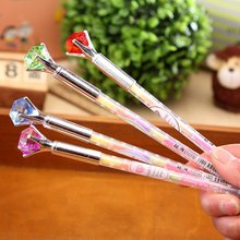 Творческий люминесцентные ручка Южная Корея канцелярские небольшой свежий и прекрасный радуга вода мел Маркер