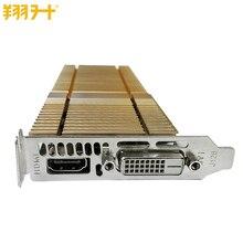 New Original ASL GT1030 SSLP Graphics Card 2G GDDR5 64bit Vi