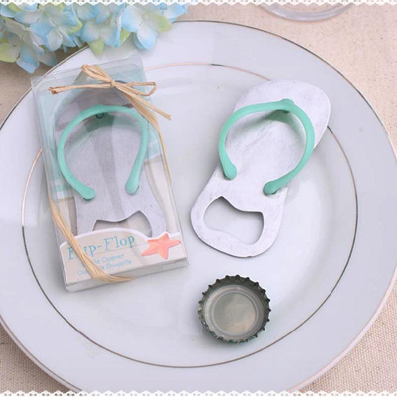 40 stks slippers flesopener bruiloft gunsten en gift geschenkverpakkingen giveaways voor gasten-in Feest bedankjes van Huis & Tuin op  Groep 1