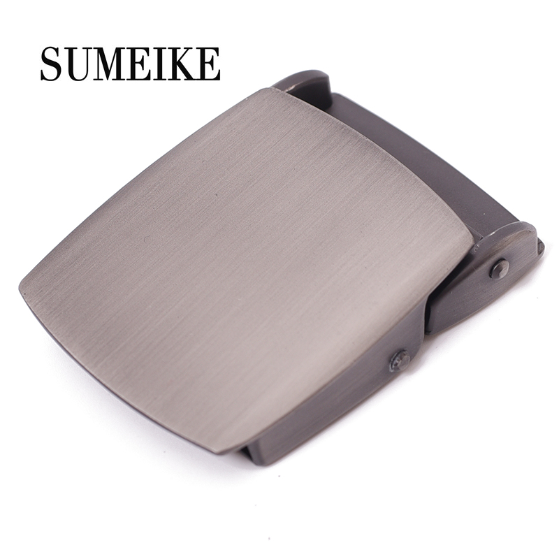 Canvas Belt Buckle Fashion Brand Luxury Alloy Belt Buckles For Men Custom Laser Logo Suit Belt Width 3.8cm