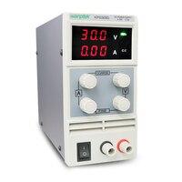 Mini Precision Laboratory Power Supply 30V 5A Regulated DC Power Supply Adjustable 0.1V 0.01A Digital Display Voltage Regulators