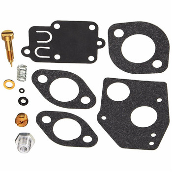 12 sztuk Carb Carb Repair zestaw do przebudowy dla BRIGGS amp STRATTON 494624 495606 Auto części tanie i dobre opinie Carburetor repair kit 0 01 China