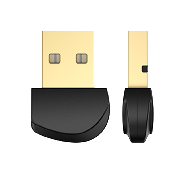 USB Bluetooth Adapter 4.2 Mini Drive Free Wireless Audio Transmitter Dongle