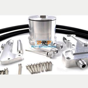 Image 2 - Auto styling! Gute Qualität Öl Fangen Können Kit Oil catch tank kits für Volkswagen Audi EA888