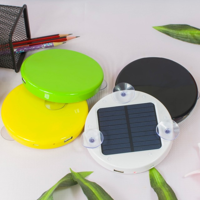 New patent hot sale Shenzhen manufacture high capacity solar power bank/solar battery charger /solar panel charger