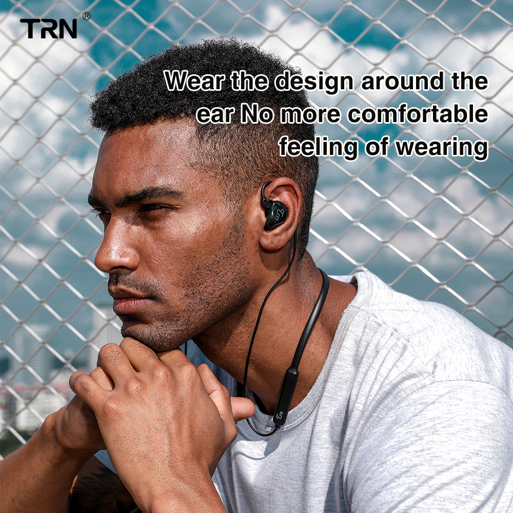 Image 5 - TRN BT3S Wireless Bluetooth 4.2 APT X Cable IPX7 Waterproof Headphone Support CSR8645 Chip MMCX 2 Pins /IE80 for TRN V80 V30 KZ-in Earphone Accessories from Consumer Electronics