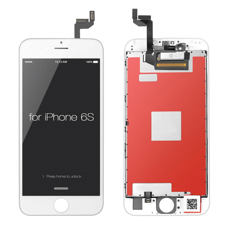 מסכי LCD מסכי LCD טלפון נייד עבור digitizer תצוגת מסך מגע LCD 6s iPhone הרכבה Pantalla ecran 6s צגי LCD (2)
