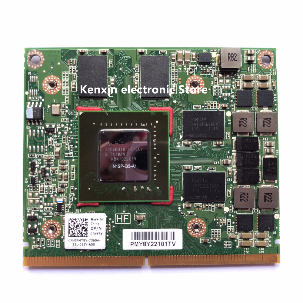 01015S600-388-G 652674-001 Quadro Q2000M 2000M 2G DDR3 N12P-Q3-A1 VGA Video Card for E lite Book 8740W 8760W 8540W 8560W 8560P n12p q1 a1