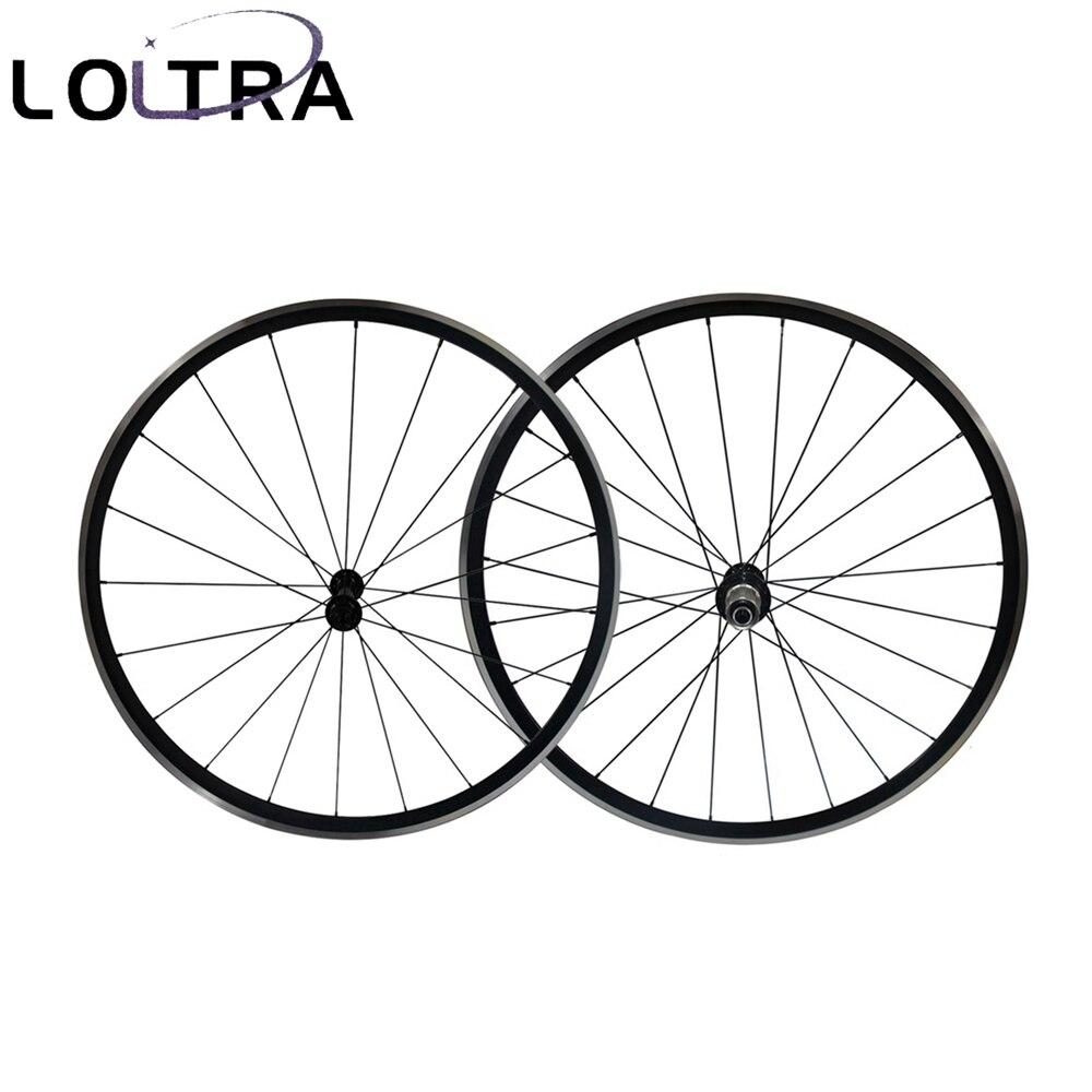 kinlin XR200 road bike wheelset 22mm clincher wheel+bitex R13 +pillar 1415 spoke only 1320gpair