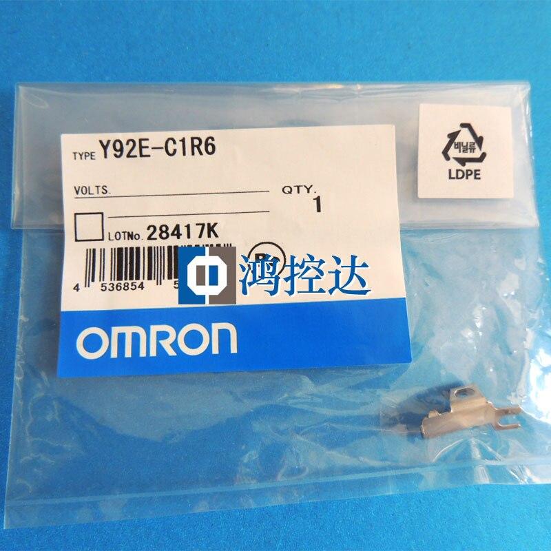 New original OMRON fittings Y92E-C1R6New original OMRON fittings Y92E-C1R6