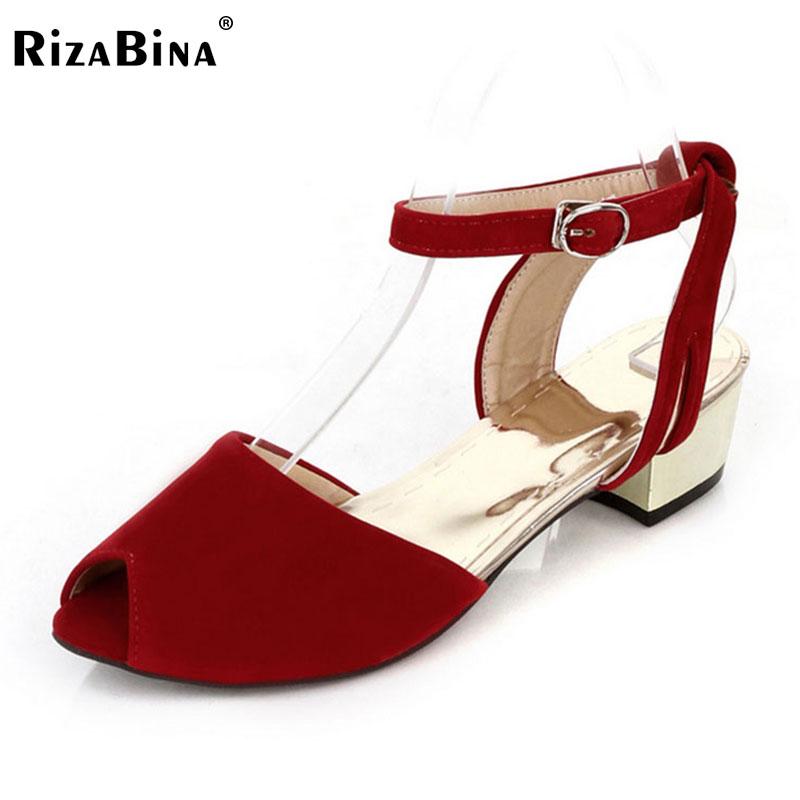 RizaBina free shipping high heel peep open toe shoes women sexy dress footwear fashion platform pumps P13656 EUR size 34-39 free shipping candy color women garden shoes breathable women beach shoes hsa21