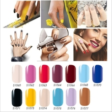 Фотография Stickers On The Nails 3d Pure Color Art Decorations Accessories Nail Decals Transfer Wraps Stickers On The Nails 3d