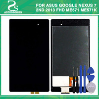 New ME571 LCD Touch Screen For ASUS Google Nexus 7 2nd 2013 FHD ME571 ME571K ME571KL