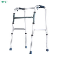 Medical Equipment Health Care Product Aluminum Adjustable Walking Aid Walker