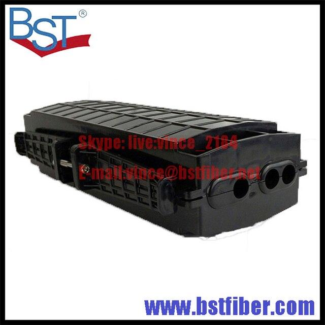 96 Cores Fiber Optical Horizontal Type Splice Closure