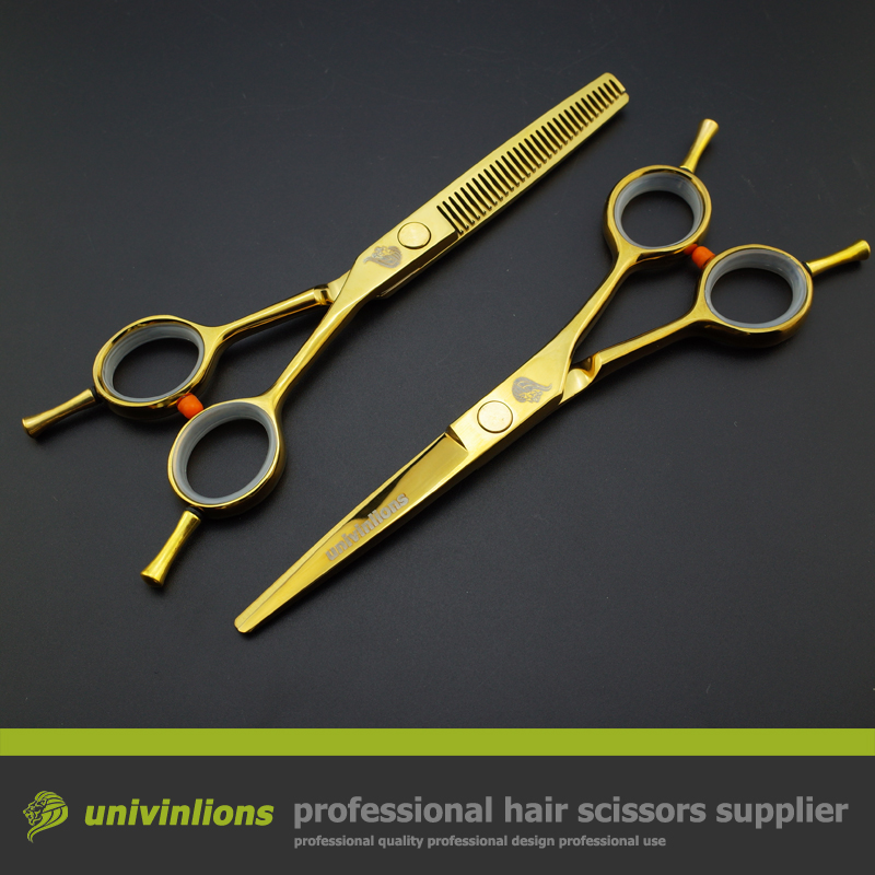 best haircutting shears 5 5 quot best golden scissors gold scissors hairdressing 440c 4390