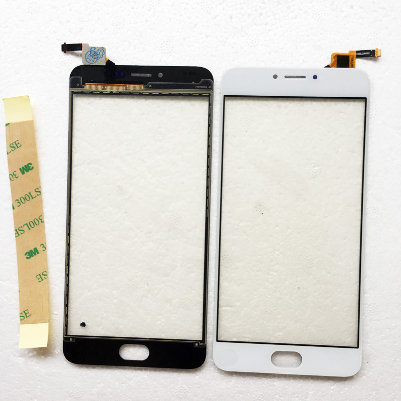 ESUWO Touch Screen For Meizu M3 Note L681H Touch Screen Digitizer Glass Front Panel Touchscreen Replacement