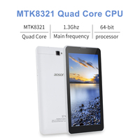 7 android 4 2016 Cheap-Sale 3G Phablet Aoson M707T 7 inch Dual Core MTK8312 Dual Cameras TN Screen Phone Call GPS Bluetooth Android 4.4 MID (4)