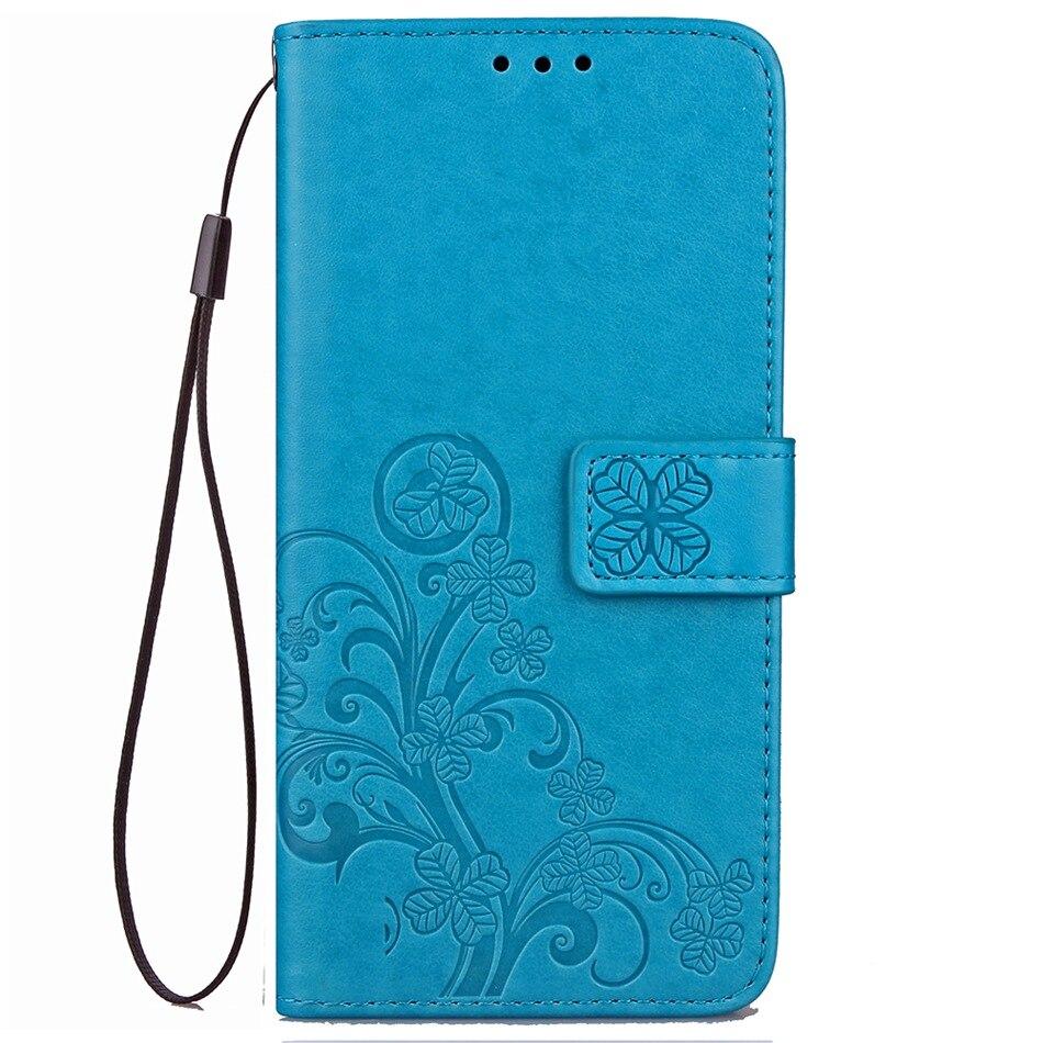 Xiaomi Redmi 4A Case Flip Wallet PU կաշվե տուփ Xiaomi Redmi - Բջջային հեռախոսի պարագաներ և պահեստամասեր - Լուսանկար 4