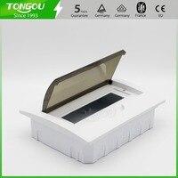 10-12 способов Пластиковая распределительная коробка для выключателя цепи внутри на стене скрытый монтаж переключатель \ управление с 5 лет г...