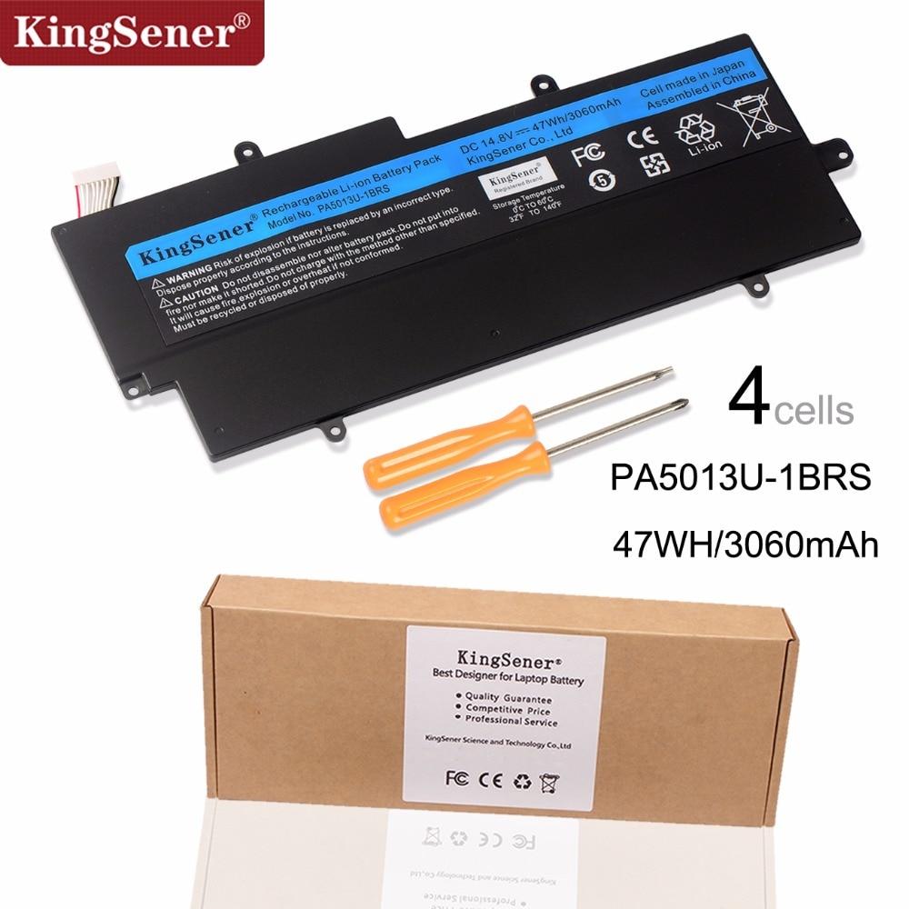 Japonais Cellulaire PA5013U-1BRS PA5013U Batterie pour Toshiba Portege Z835 Z830 Z930 Z935 Ultrabook PA5013 14.8 v 3060 mah Avec Livraison outil