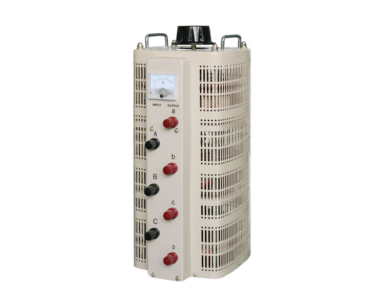 TSGC TSGC2 3 phase voltage regulator/variac TSGC TSGC2 3 phase voltage regulator/variac